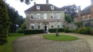 Arundells - Entrance Front