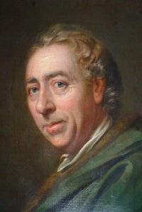 Portrait of Lancelot 'Capability' Brown, by Richard Cosway (C) Private Collection - Bridgeman Images