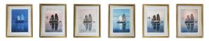 Hiroshi Yoshida The Inland Sea Series
