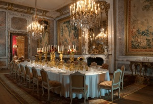 (After) The Dining Room, Waddesdon Manor, The Rothschild Collection (The National Trust). Photo Mike Fear © The National Trust, Waddesdon Manor