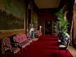 (Before) The East Gallery, Waddesdon Manor, The Rothschild Collection (The National Trust). Photo Paul Barker © Paul Barker