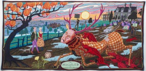Grayson Perry (b. 1960), The Upper Class at Bay, 2012 Arts Council Collection, Southbank Centre, London and British Council. Gift of the artist and Victoria Miro Gallery with the support of Channel 4 Television, the Art Fund and Sfumato Foundation with additional support from Alix Partners.