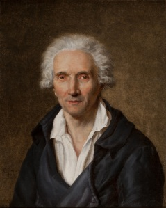Henri-François Riesener, Portrait of Jean-Henri Riesener, 1800; Waddesdon Manor, Photo Mike Fear © The National Trust, Waddesdon Manor