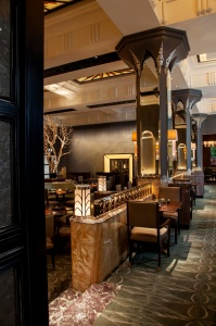 Commercial Commission: Fera at Claridges Hotel