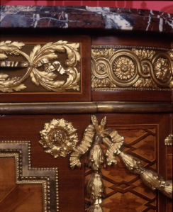 Jean-Henri Riesener, Chest of drawers, 1778; Photo Jérôme Letellier © The National Trust, Waddesdon Manor