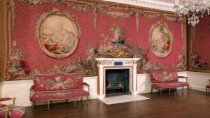 The Original tapestry Room Credit: The Metropolitan Museum of Art