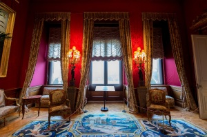 The Red Drawing Room, Waddesdon Manor (C) The National Trust, Waddesdon Manor photo Derek Pelling (3)