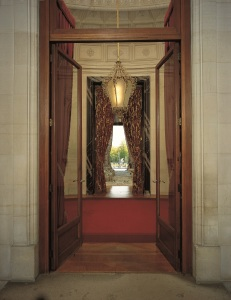 View from the Oval Hall, Waddesdon, Photo John Bigelow Taylor ©The National Trust, Waddesdon Manor