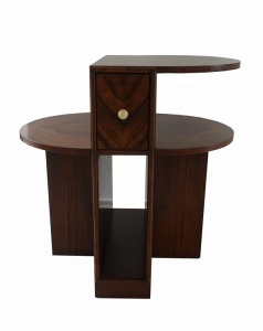 1930s Art Deco occasional table offered by Travers Antiques