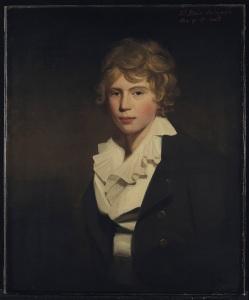 Sir Henry Raeburn, R.A. Portrait du Révérend Stair Dalrymple, jeune, €20.000-30.000 © CHRISTIE'S IMAGES LIMITED 2016