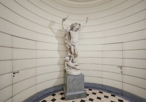 "The Hall, showing ""Le Génie de la danse"" by Jean-Baptiste Carpeaux © CHRISTIE'S IMAGES LIMITED 2016"