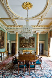 The Dining Room, Spencer House Courtesy of The Rothschild Foundation