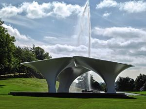 Zaha Hadid Lilas, 2007 Courtesy of Sotheby's
