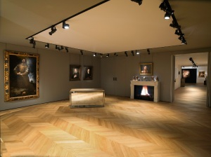 Installation view, Colnaghi