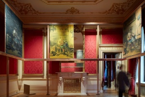 Front State Room The Middle- Tom Ellis at the Wallace Collection
