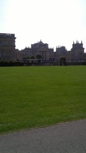 Blenheim Palace Courtesy of Tim Forrest