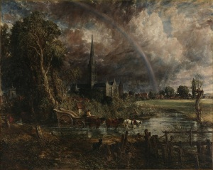 Salisbury Cathedral from the Meadows, 1831 John Constable (1776 - 1837) © Tate, London 2013 Purchased with assistance from the Heritage Lottery Fund, The Manton Foundation, Art Fund (with a contribution from the Wolfson Foundation) and Tate Members
