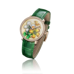 Japanese Spring by Montres DeWitt