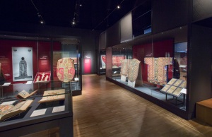 Opus Anglicanum Installation View (c) Victoria and Albert Museum