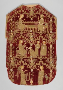 The Chichester Constable Chasuble ca. 1335-45 Image copyright: The Metropolitan Museum of Art Art Resource Scala Florence