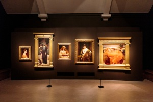 Flaming June: The Making of an Icon, installation shot at Leighton House Museum. Photo: Kevin Moran. Courtesy: Leighton House Museum