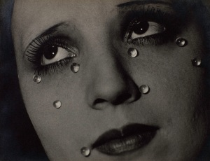 Man Ray 1890-1976 Glass Tears (Les Larmes) 1932 Photograph, gelatin silver print on paper 229 x 298 mm Collection Elton John© Man Ray Trust/ADAGP, Paris and DACS, London 2016