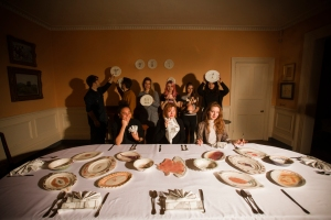 Lives Loves and Loss - Traces at Fenton House Photo by Sophia Schorr-Kon