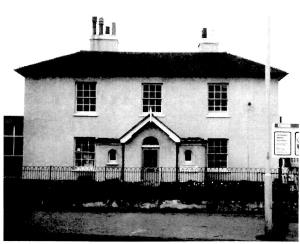 The White House Image © LBBD Archive at Valence House