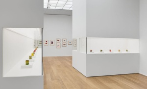 Installation view, 'Ken Price. A Study of Sculptures and Drawings, 1959 – 2006', Hauser & Wirth London Photo: Alex Delfanne