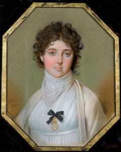 Emma, Lady Hamilton, 1761 - 1815 by Johann Heinrich Schmidt ® National Maritime Museum, London