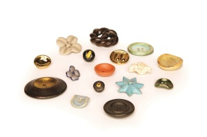 Lucie Rie, Buttons, Courtesy of The Potteries Museum & Art Gallery, Stoke-on-Trent