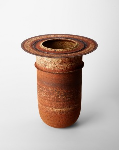 Ray Silverman, Thrown Stoneware Form, around 1983 Photo Tal Silverman