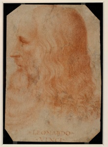 Attributed to Francesco Melzi, Leonardo da Vinci, c.1515-18 Royal Collection Trust /© Her Majesty Queen Elizabeth II 2016.