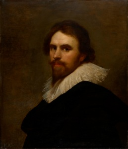 Daniel Mytens, A Self-Portrait, c.1630 Royal Collection Trust /© Her Majesty Queen Elizabeth II 2016.